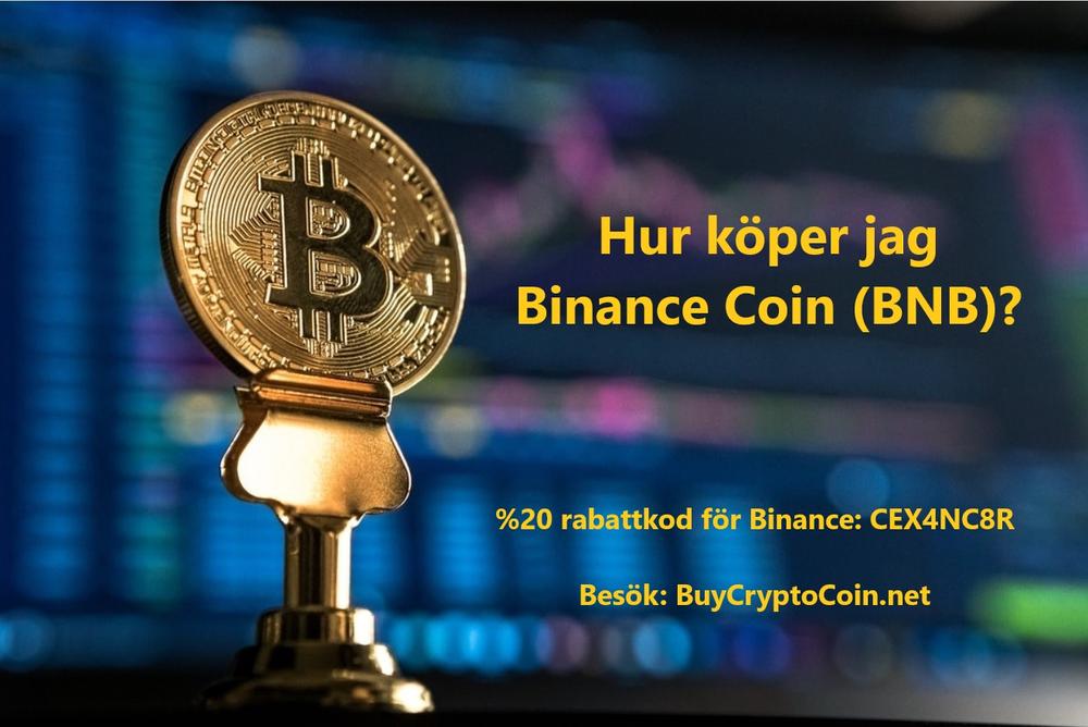 Hur köper jag Binance Coin (BNB)?