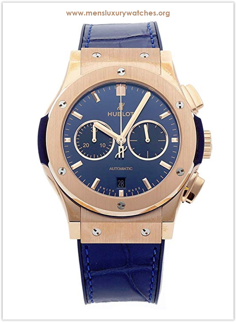 Hublot Classic Fusion Mechanical (Automatic) Blue Dial Men's Watch Price