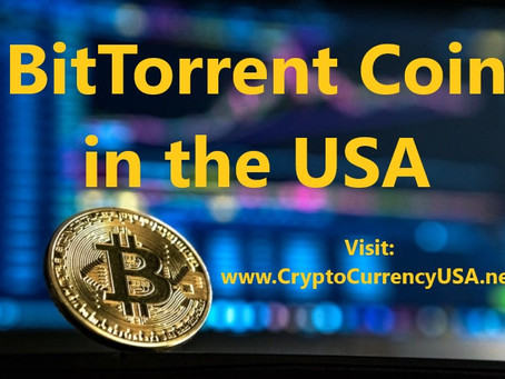 BitTorrent Coin in the USA