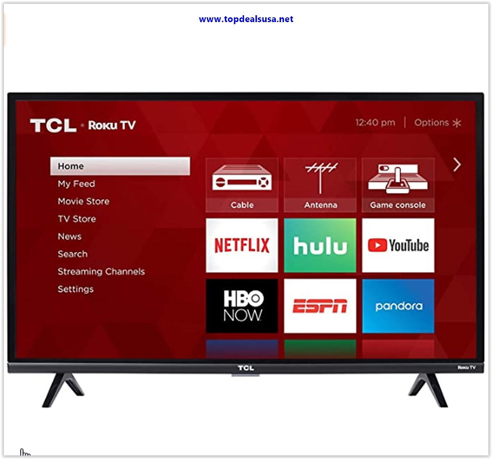 Best buy TCL 32S327 32-Inch 1080p Roku Smart LED TV