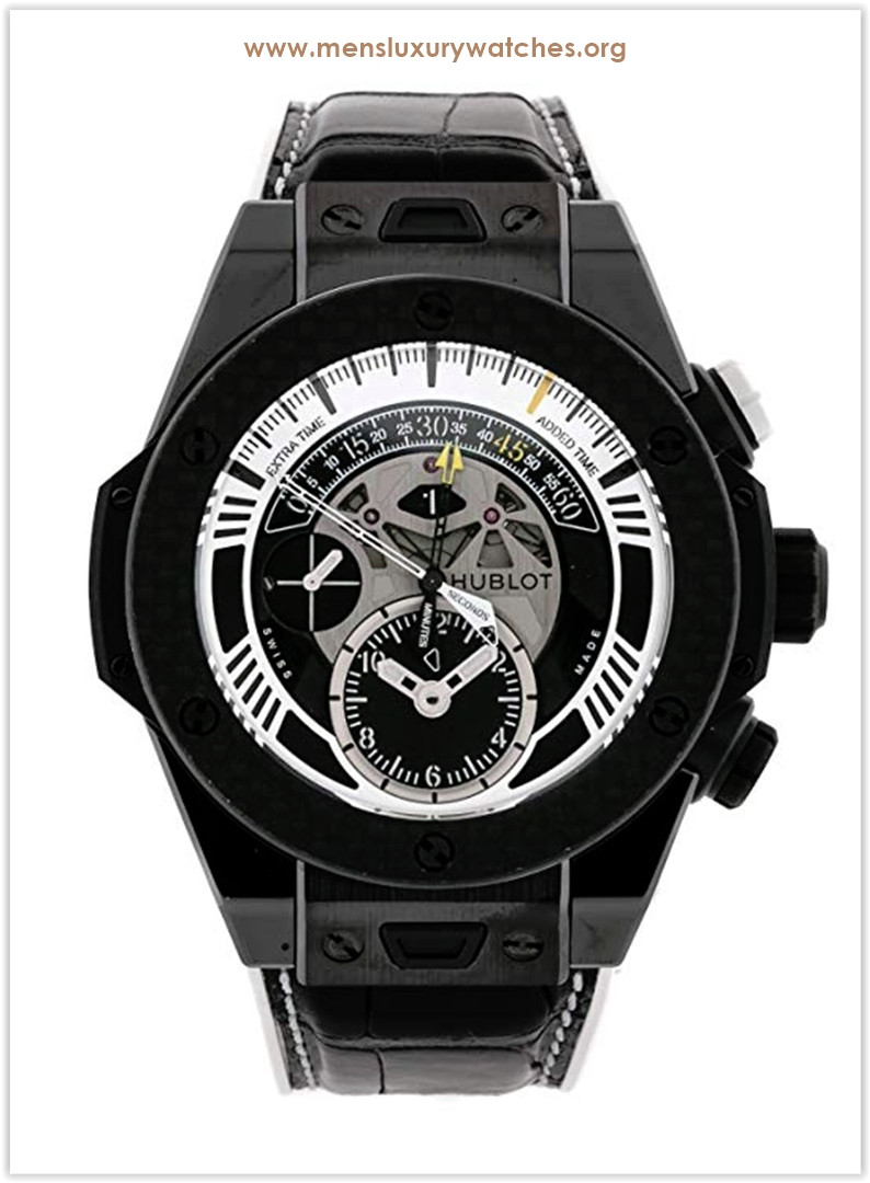Hublot Big Bang Mechanical Black Dial Men's Watch The Best Price