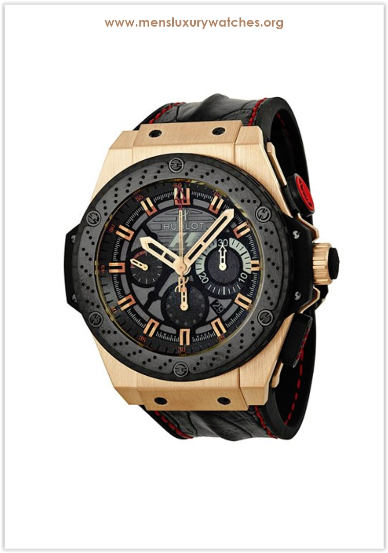 Hublot King Power F1 Chrono Rose 18K Gol