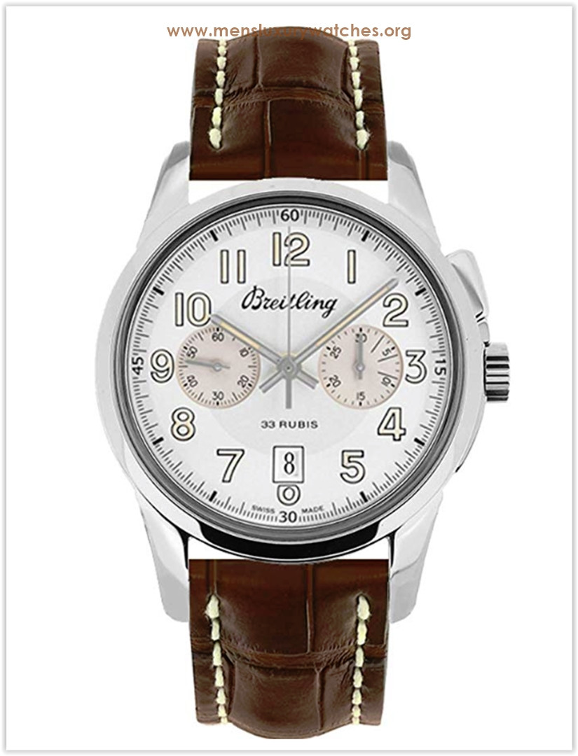 Breitling Transocean Chronograph 1915 Men's Watch Price