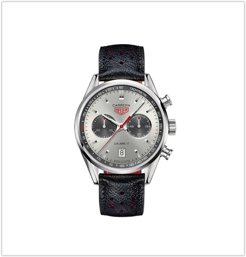 Tag Heuer Carrera Jack Heuer Automatic Chronograph Mens Watch best price