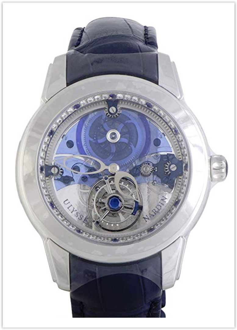 Ulysse Nardin Royal Blue Mystery Tourbillon Watch Price for the new year 2019
