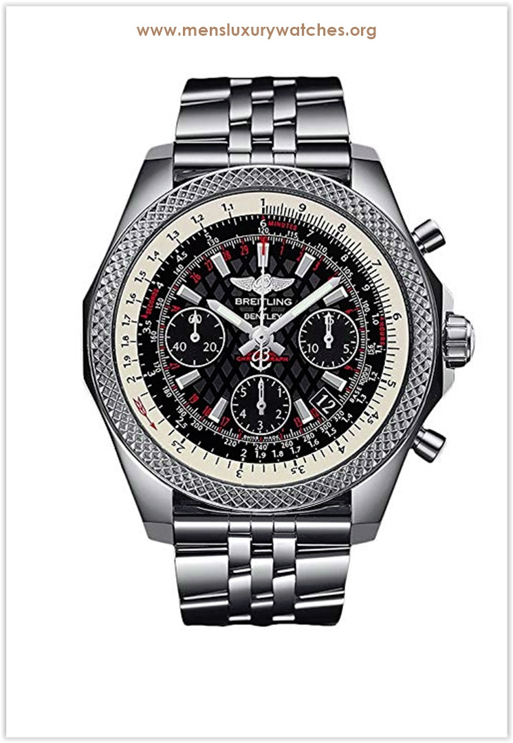 Breitling Bentley Automatic Chronograph Men's Watch Price