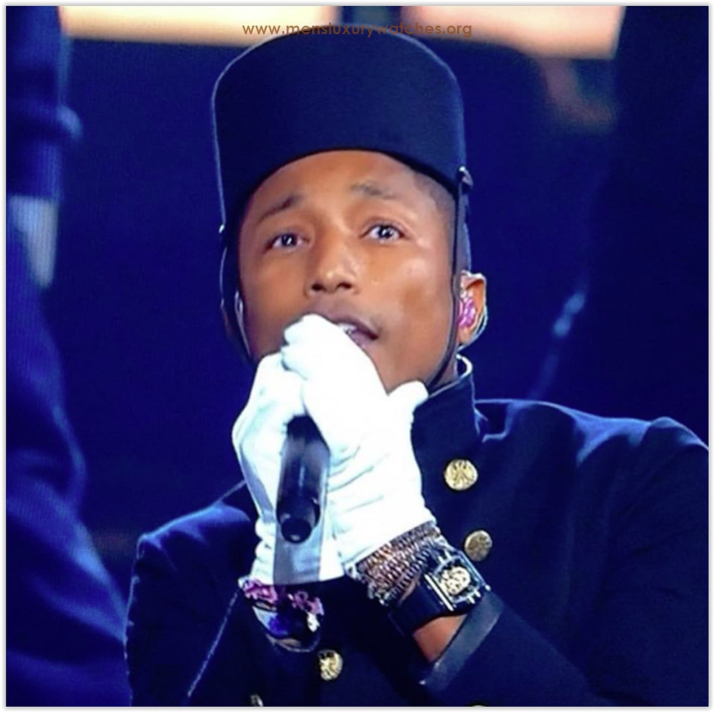 Pharrell Williams Richard Mille Watches