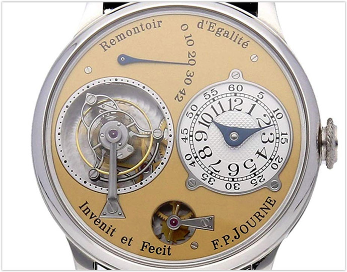 F.P. Journe Souverain Mechanical Gold