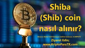Shiba coin (Shib) Türkiye'de nasıl satın alınır?