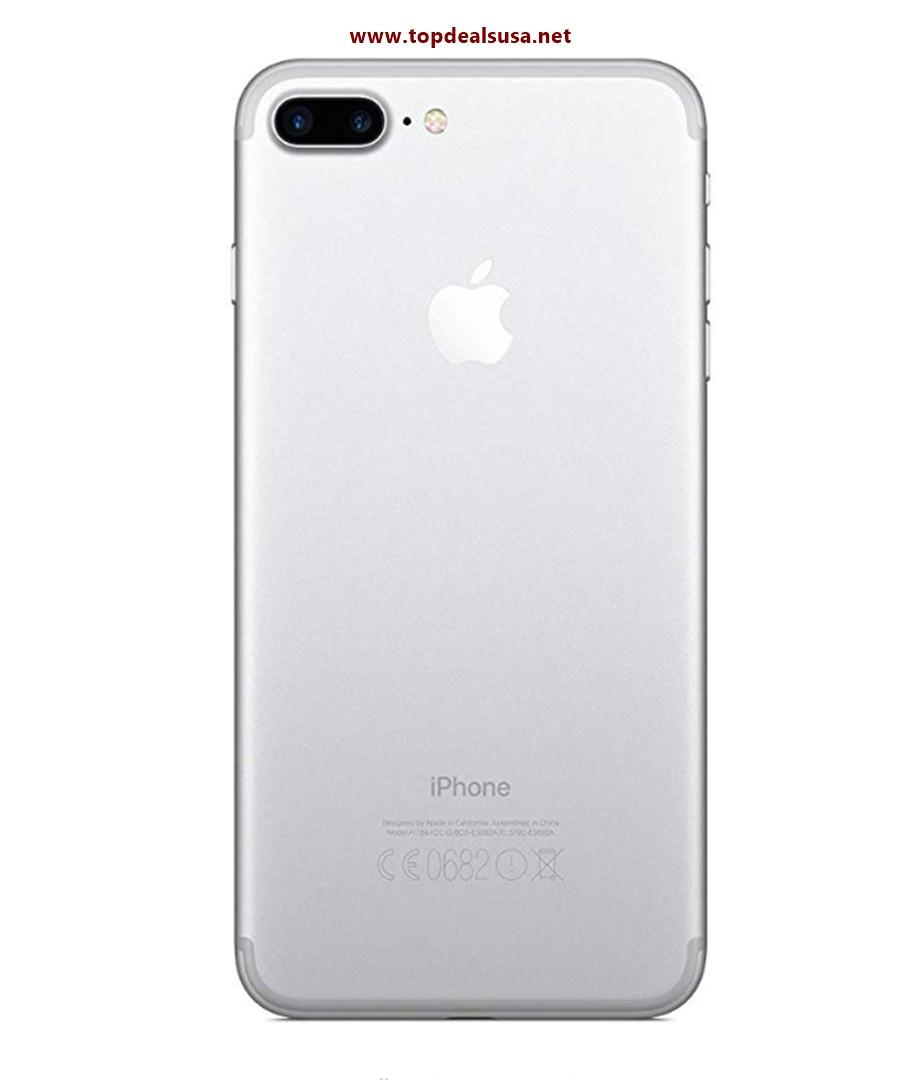 Simple Mobile Prepaid - Apple iPhone 7 Plus (32GB) Silver best buy