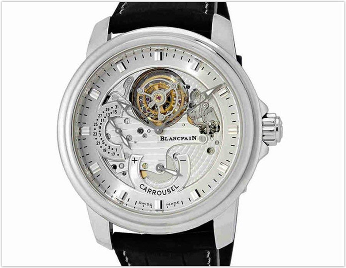 Blancpain Le Brassus One Minute Flying