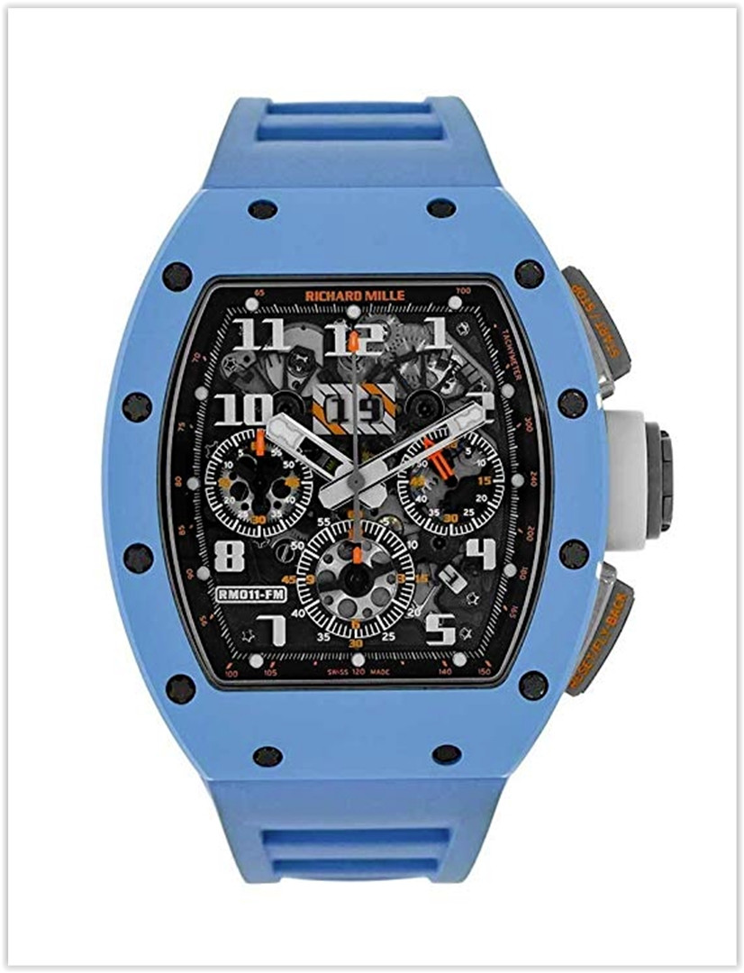 Richard Mille RM 011 Automatic-self-Wind Male Watch RM011 Price