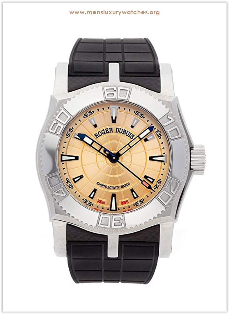 Roger Dubuis Easy Diver Mechanical (Automatic) Champagne Dial Men's Watch Price
