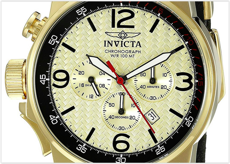Invicta Men's 20137SYB I-Force Analog Di