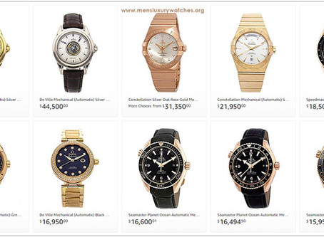 Luxury Lifestyle Advice: Omega Men's Watches Price List