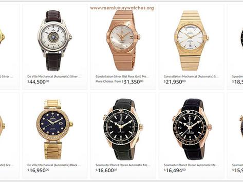 Luxury Lifestyle Advice: Omega Men's Watches Price List