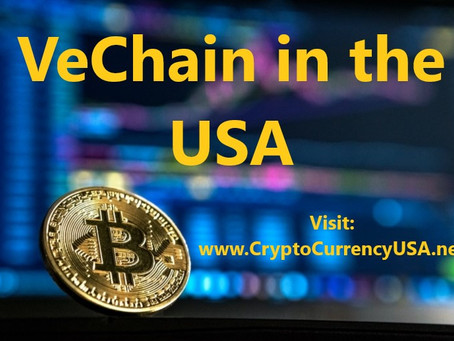 VeChain in the USA