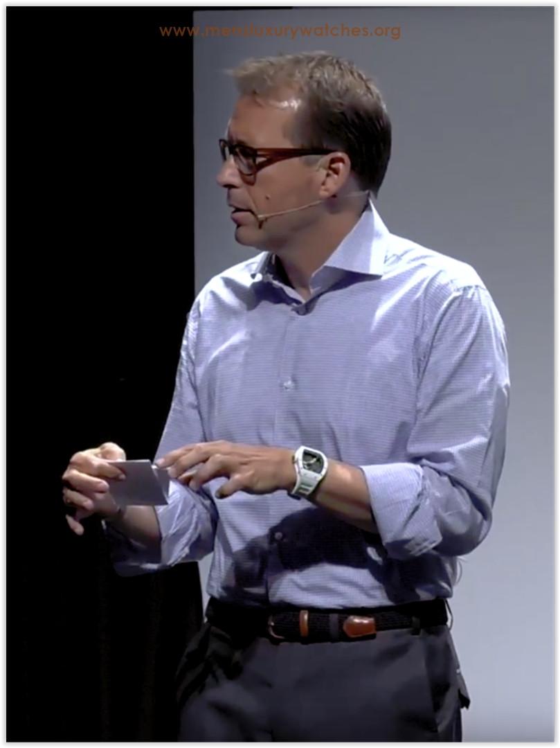 Mark Tluszcz Richard Mille Watches