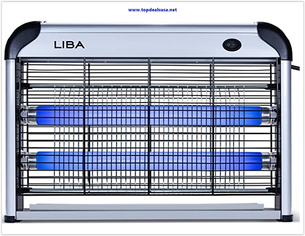 LiBa Bug Zapper Electric Indoor Insect Killer Mosquito, Bug, Fly Killer