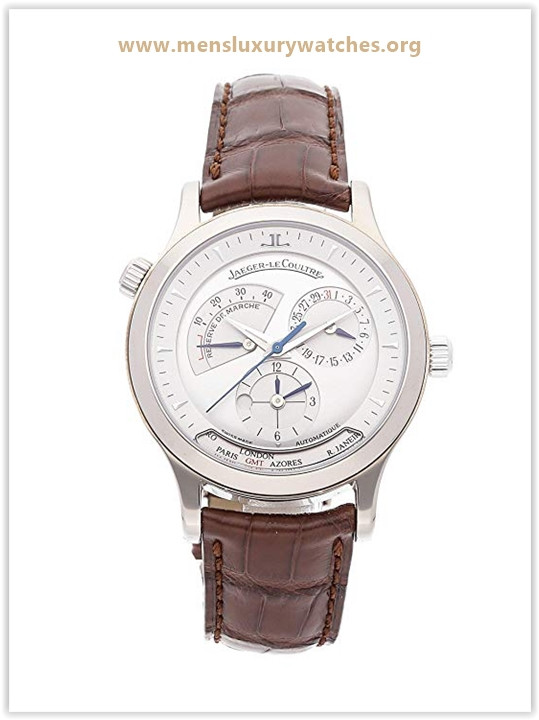 Jaeger-LeCoultre Master Mechanical (Automatic) Silver Dial Men's Watch