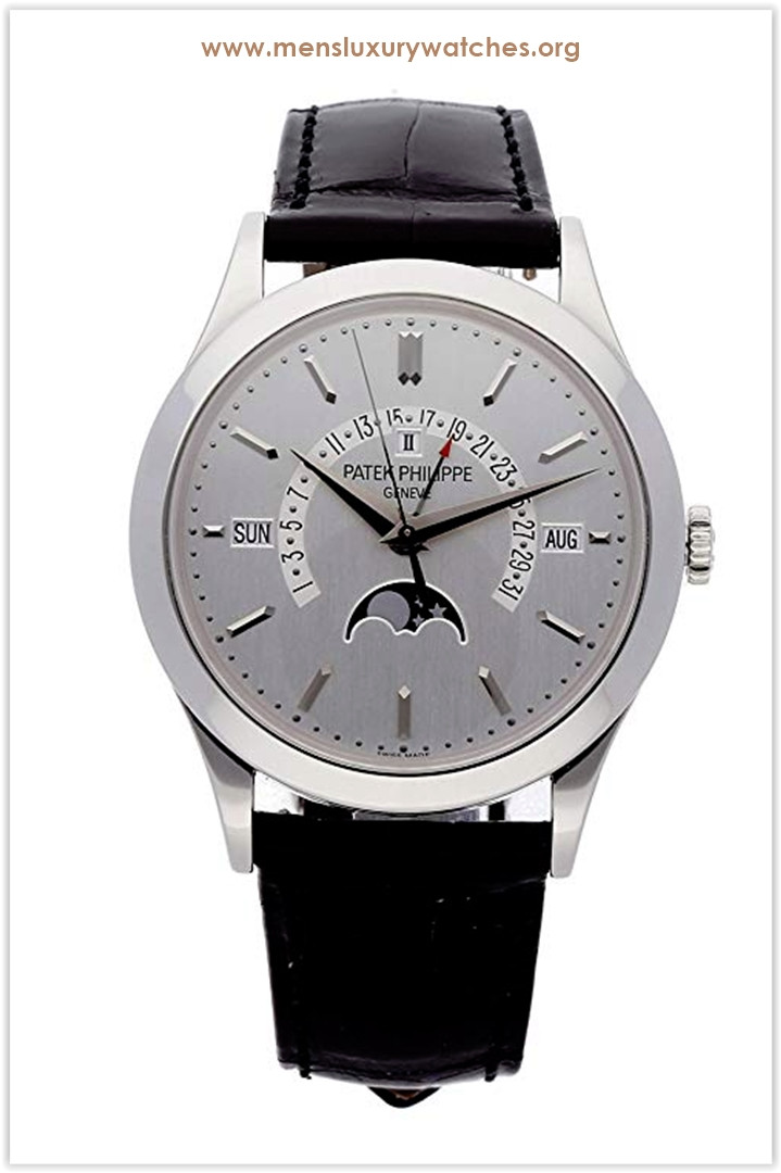 Patek Philippe Grand Complications Mechanical (Automatic) Silver Dial Men's Watch 5496P-001the best price
