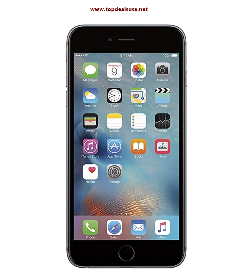 Apple iPhone 6S Plus, T-Mobile, 16GB - Space Gray  best buy