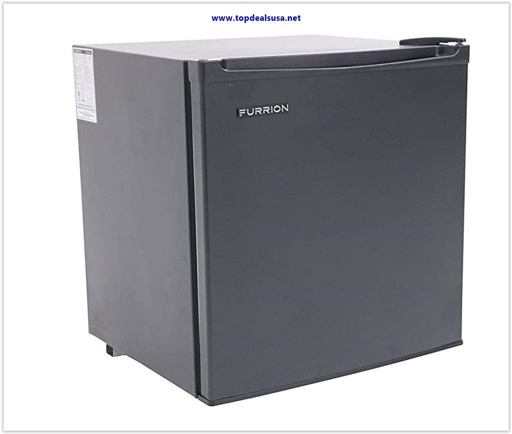 The Furrion 1.7 cu.ft. 110-120 Volt compact refrigerator