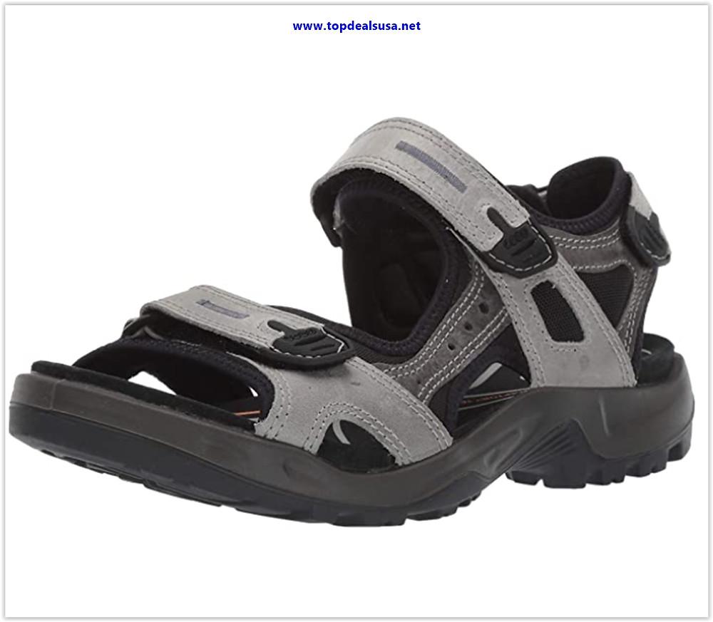 Best buy ECCO Men's Yucatan outdoor offroad hiking sandal