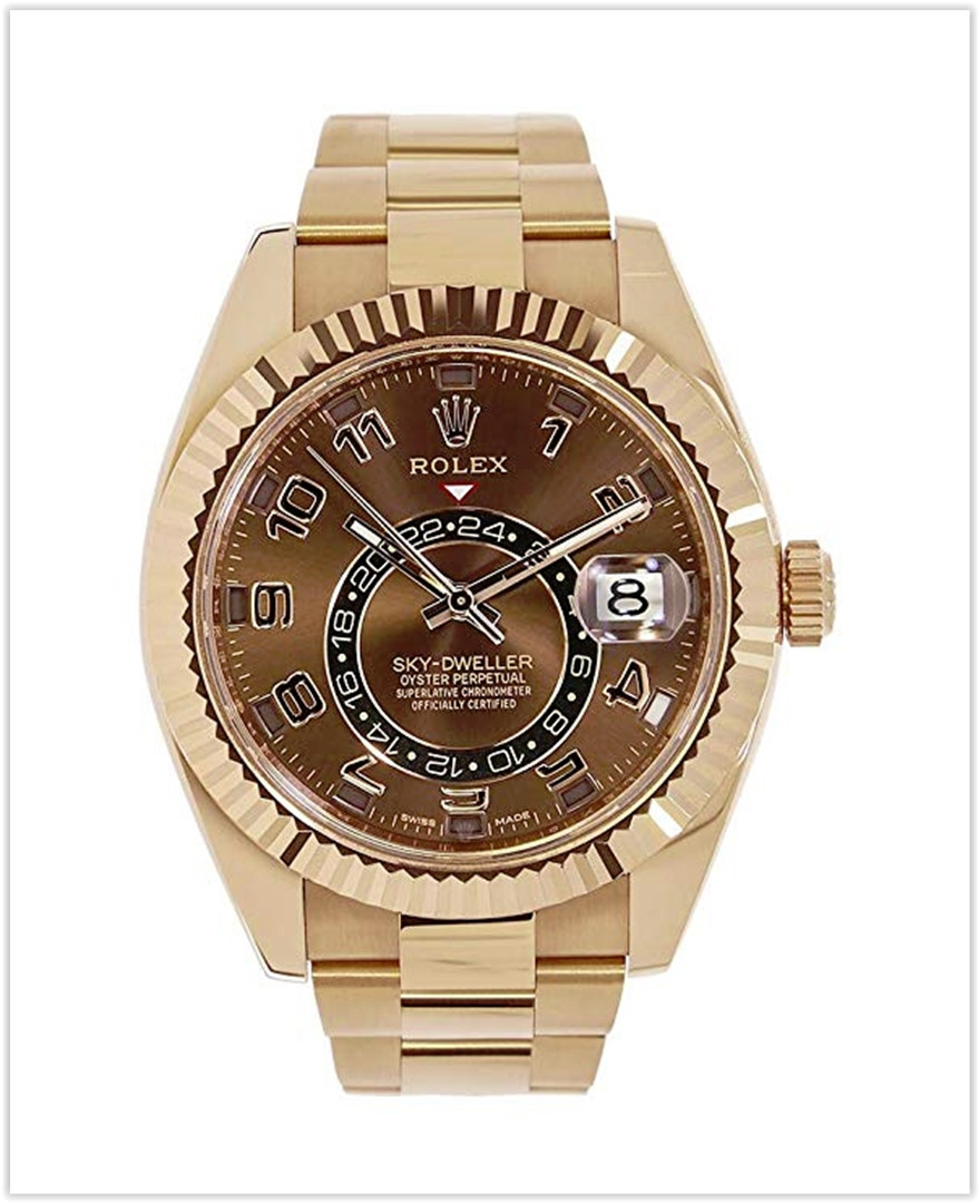 Rolex Sky-Dweller Automatic-self-Wind Male Watch best price