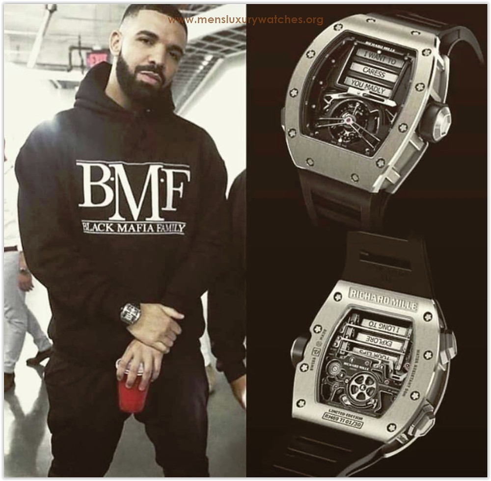 Drake Richard Mille Watches