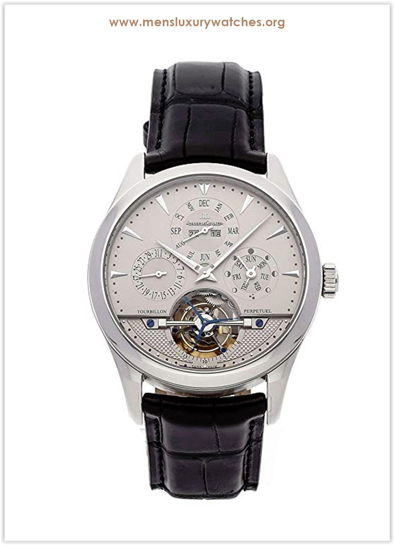 Jaeger-LeCoultre Master Mechanical (Automatic) Silver Dial Men's Watch Price