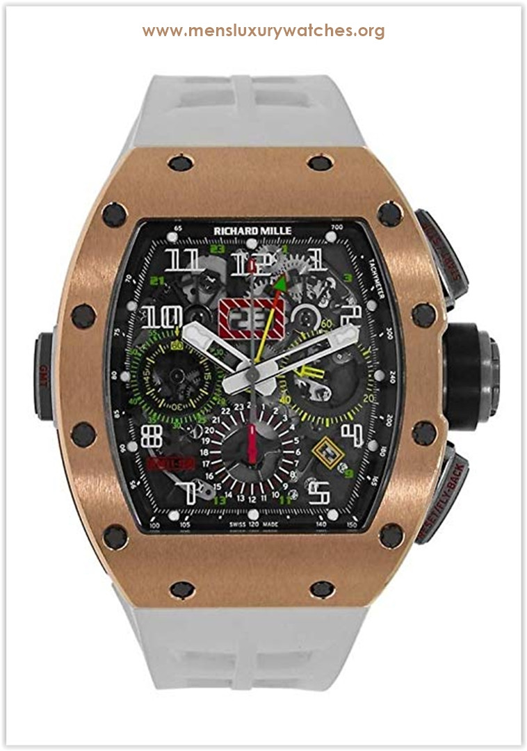 Richard Mille RM 011 Automatic-self-Wind Male Watch Best Price