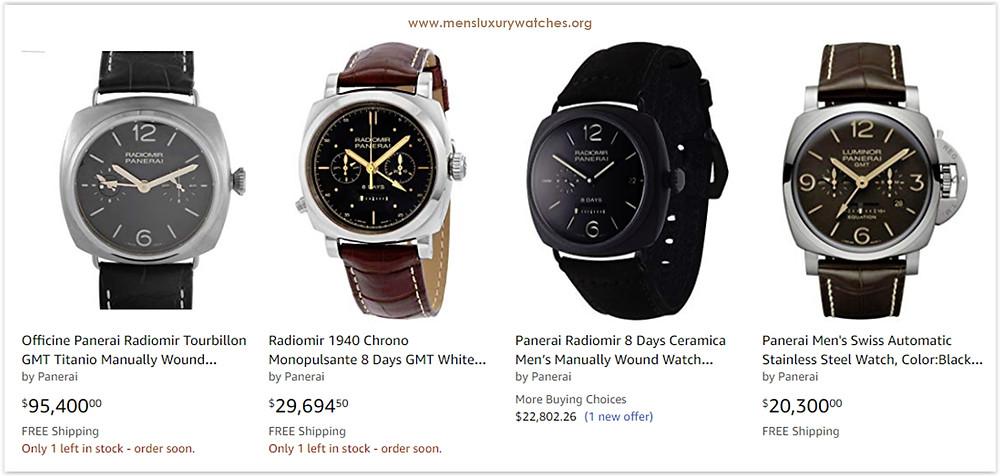 Top 10 Panerai Men's watches to buy