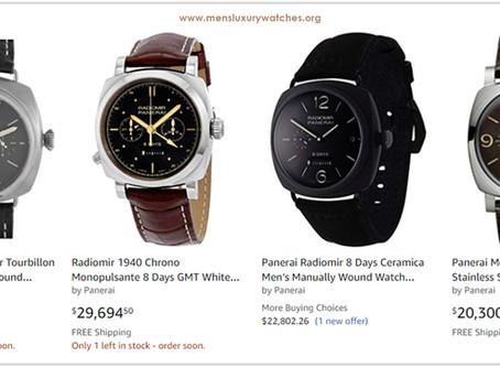 Luxury shopping guide: Top 10 Panerai Men's watches to buy