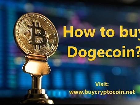 How to buy a Dogecoin?