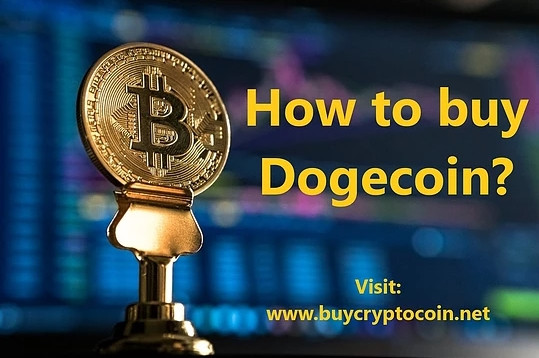 How to buy a Dogecoin