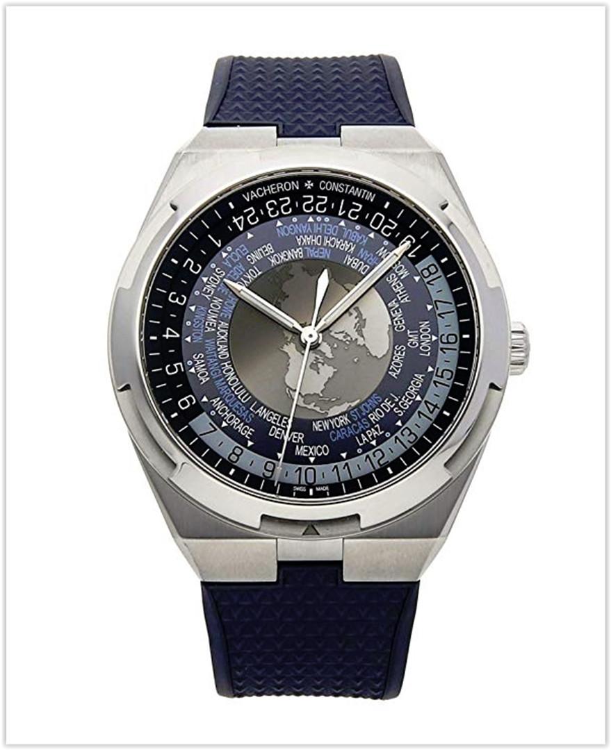 Vacheron Constantin Overseas Mechanical (Automatic) Blue Dial Men's Watch best price