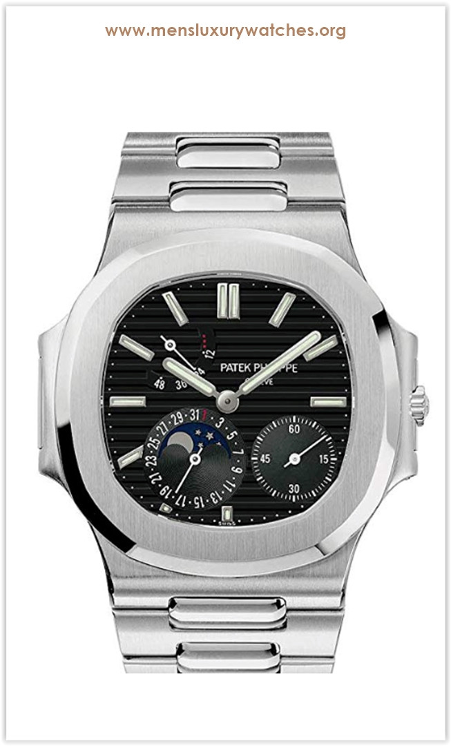 Patek Philippe Nautilus 37121A Stainless Steel Men's Watch the best price
