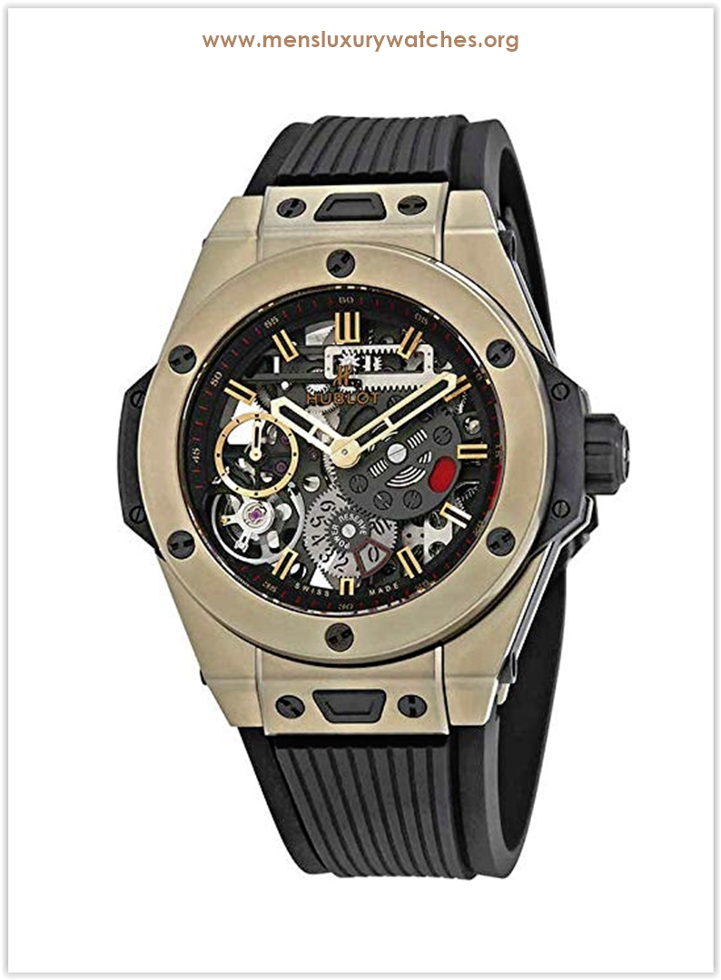 Hublot Big Bang Meca-10 Limited Edition