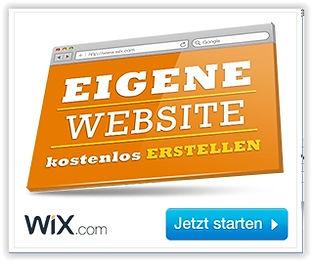 kostenloser Website-Builder