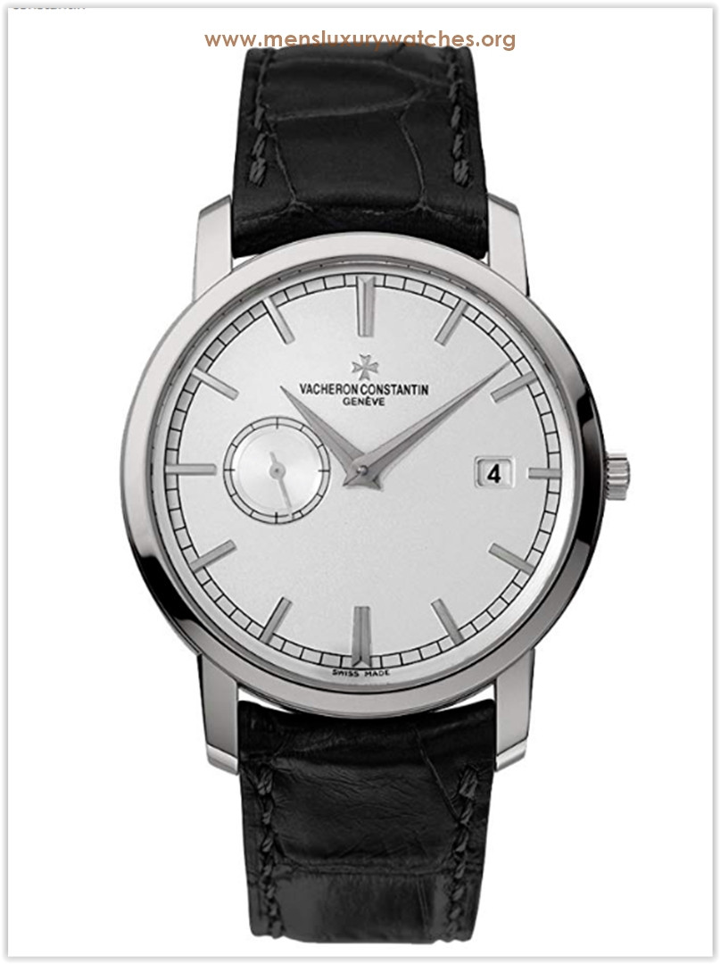 Vacheron Constantin Traditionelle Silver Dial Men's Watch Price