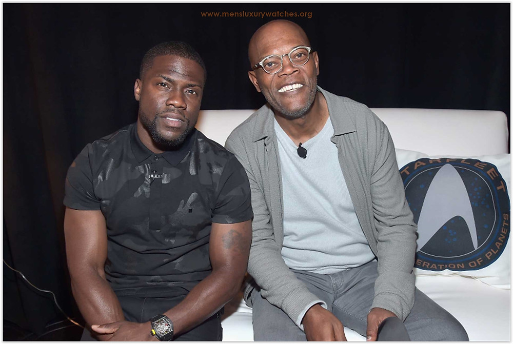 Kevin Hart Richard Mlle Watches