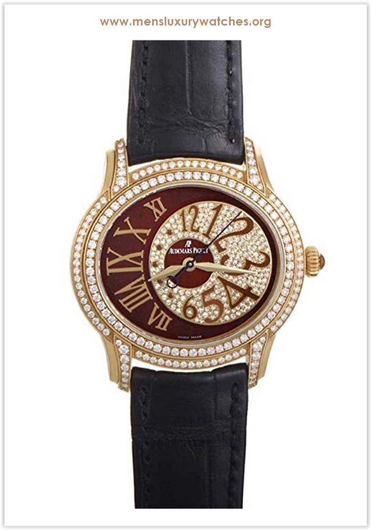 Audemars Piguet Millenary Automatic-self-Wind Female Watch The best Price