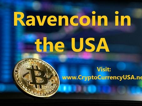 Ravencoin in the USA