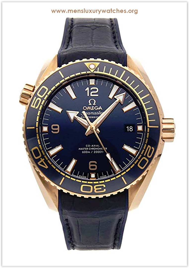 Omega Seamaster Mechanical (Automatic) Blue Dial Men's Watch Price