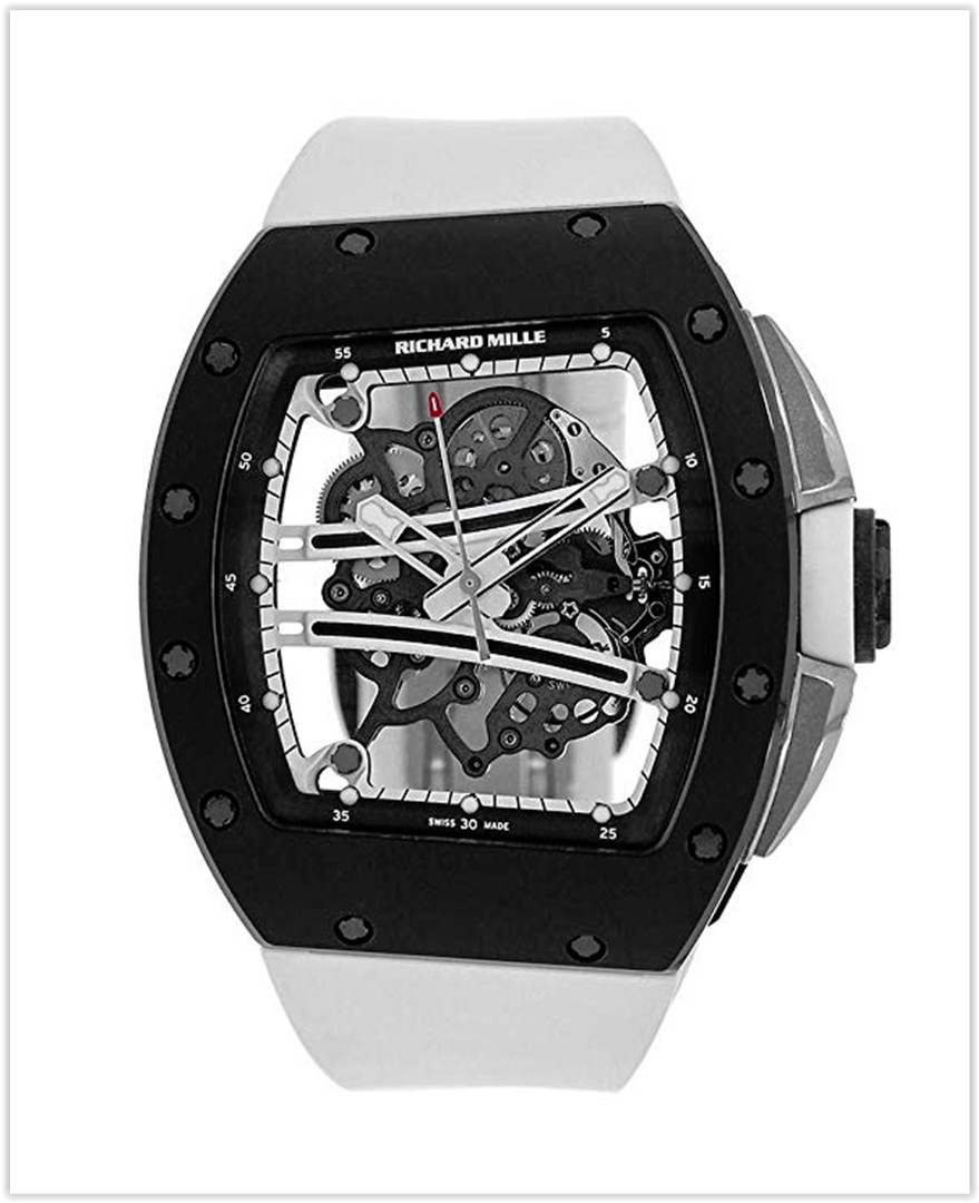 Richard Mille RM 061 Automatic-self-Wind Male Watch RM61-01 best price