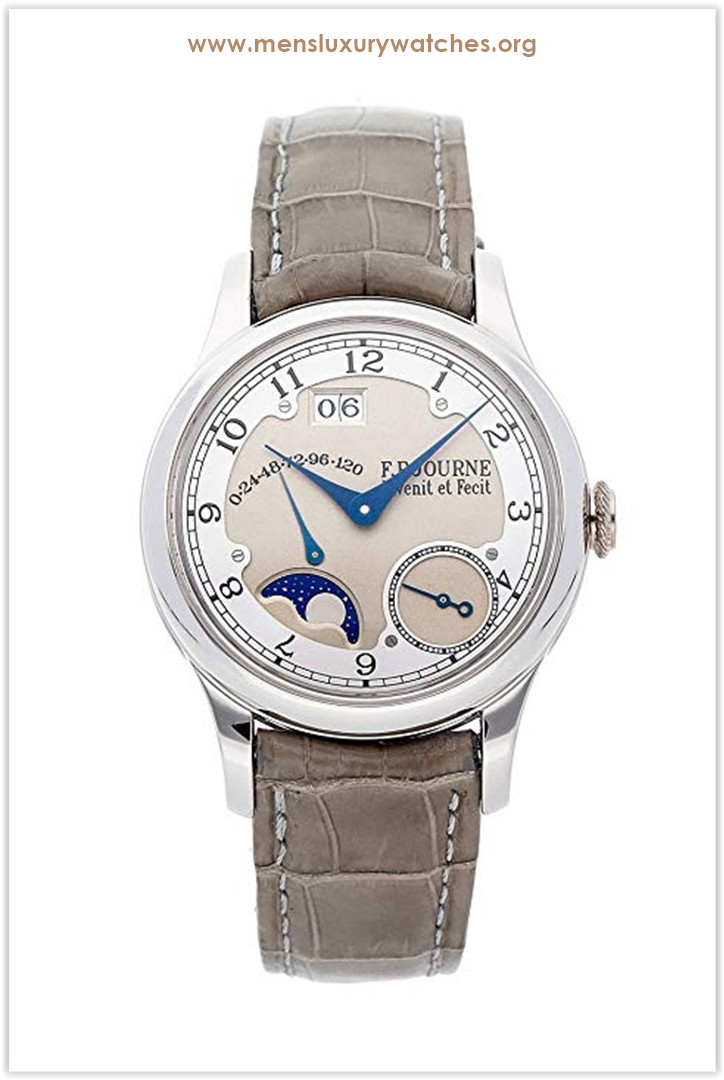 F.P. Journe Octa Mechanical (Automatic) Silver Dial Mens Watch Octa Divine Price