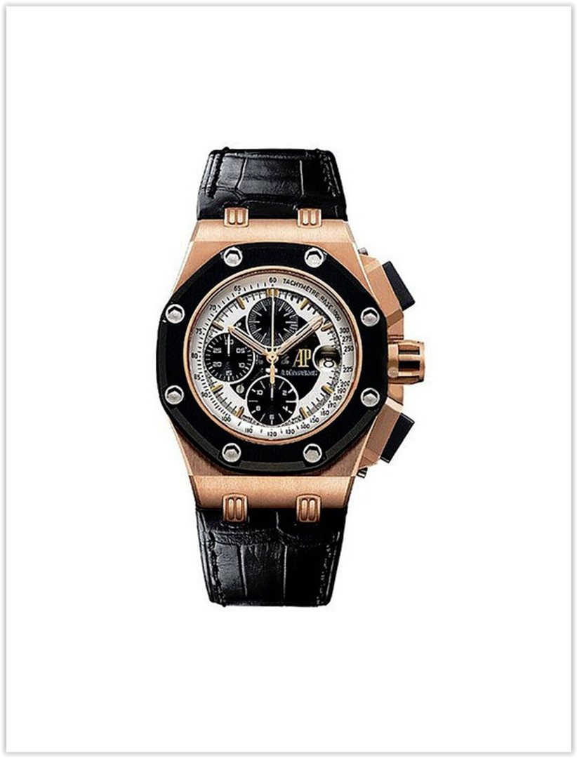 Audemars Piguet Offshore Barrichello II Rose Gold Men's Watch price