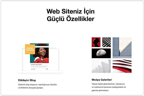 Web sitesi kurmak isteyen bütün kullanıc