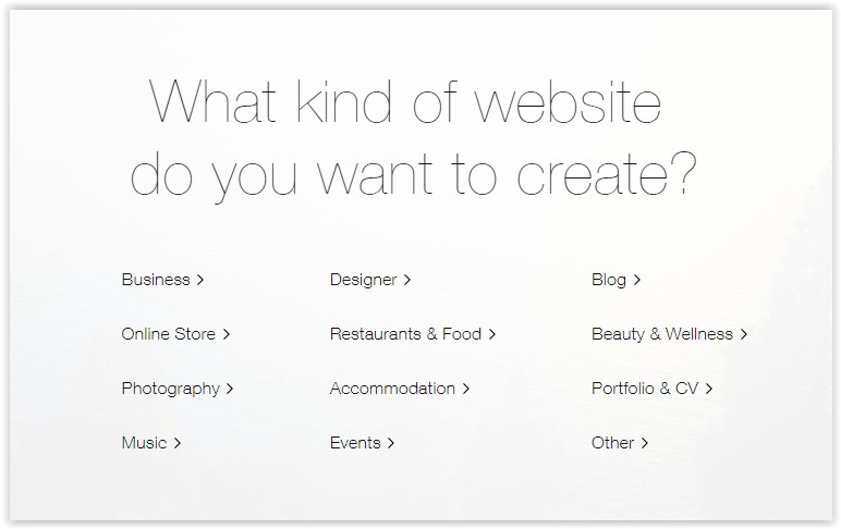 create an online store with Wix editor
